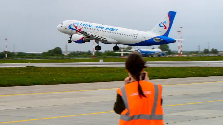 Рейс в Анталью из Кольцово задерживают на 10 часов. Онлайн