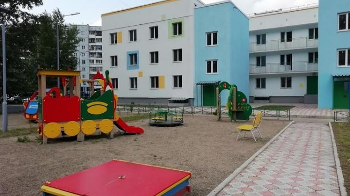 После череды смен подрядчиков на Ключевской открывается отремонтированный детсад