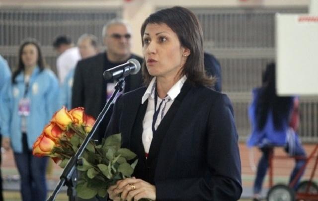 Волгоградского сенатора Татьяну Лебедеву лишили олимпийской медали