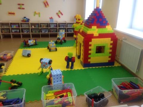 В жилом комплексе «Окский берег» скоро появится еще один детский сад и школа.