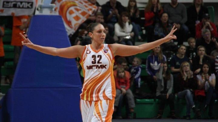 """""""Увозишь частичку наших сердец"""": в УГМК попрощались с одной из своих сильнейших баскетболисток"""