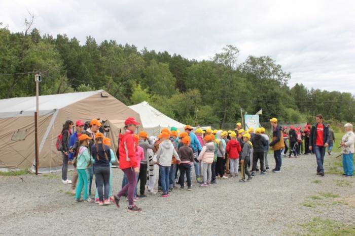 Сотрудники МЧС проверили лагеря в разных районах Свердловской области
