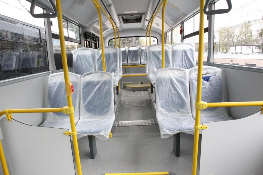 В 2018 году будет куплено 50 новых автобусов