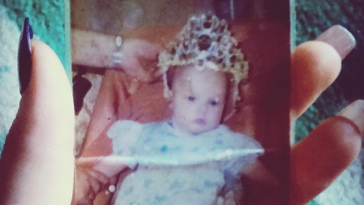 """Примерила корону ещё малюткой: история самой первой """"неофициальной"""" Мисс Екатеринбург"""