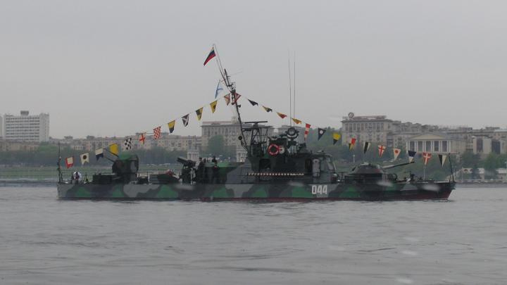 В Волгоград прибудут боевые катера проекта «Шмель»
