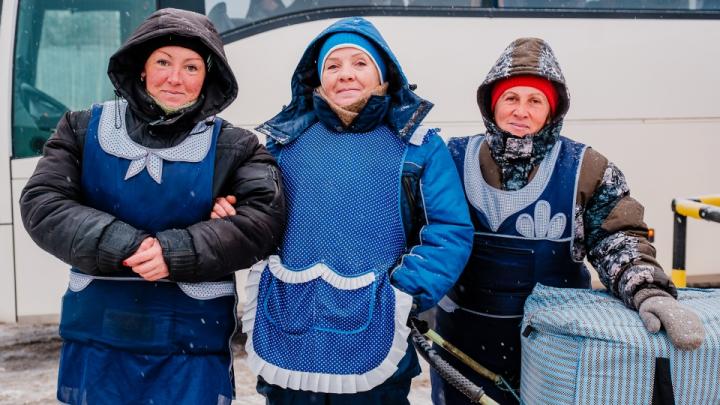 Пирожковая империя: как 15 женщин спасли посёлок от голода и безработицы