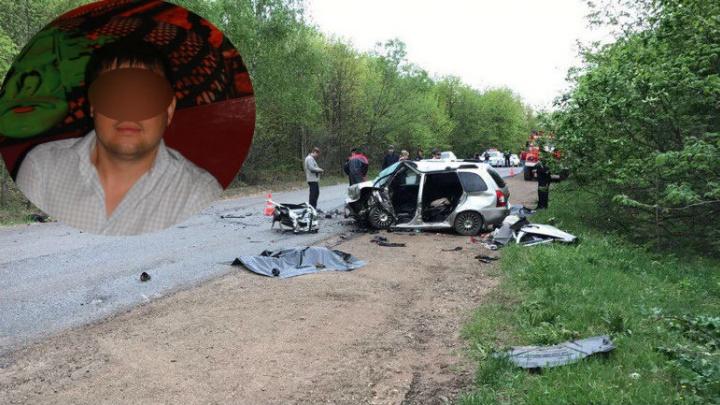 ГИБДД Башкирии назвали причину смертельной аварии, в которой погибли пять человек