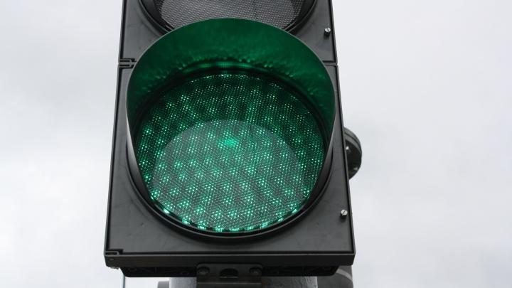 Зеленая революция: Екатеринбург готов к внедрению светофоров, пропускающих общественный транспорт