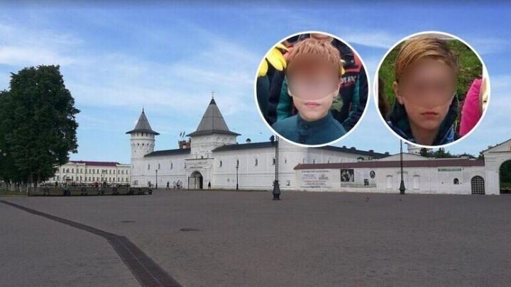 В Тобольске пропали два брата. Один из них ученик православной гимназии