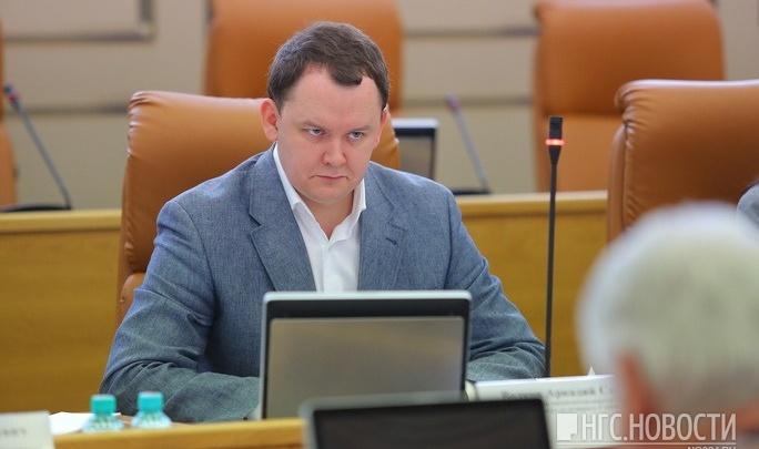 Полиция задержала депутата горсовета Волкова