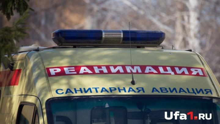 Житель Башкирии угнал машину скорой помощи