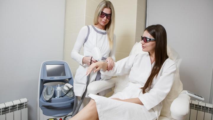 Известная клиника косметологии предложила избавиться от лишних волос за 1 рубль
