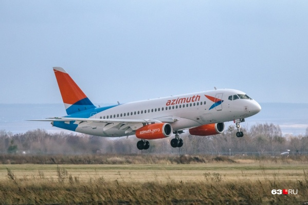 В Sukhoi Superjet 100 начал сбоить двигатель