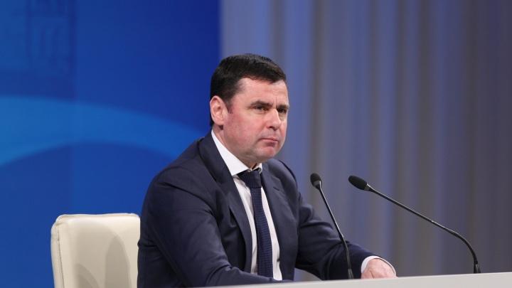 «Официально не сообщается»: губернатор Ярославской области зачастил с поездками в Москву
