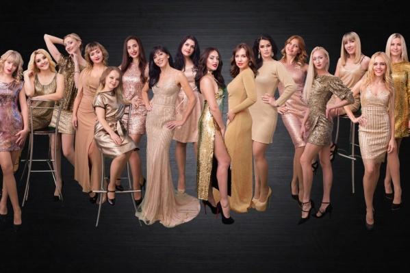 В этом году на корону рассчитывают 16 очаровательных мам Волжского