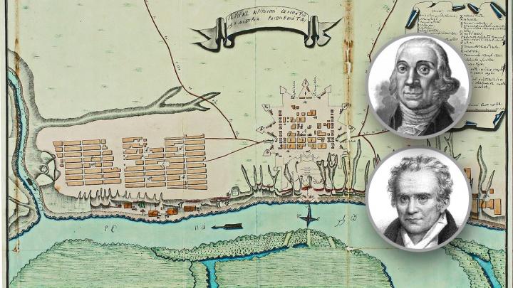 Два немца, француз и казаки: каким увидели заморские гости Ростов в XVIII веке