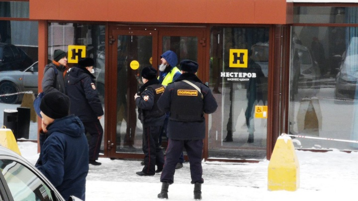 В Уфе массово искали «бомбы»: в ФСБ объяснили причину эвакуаций в магазинах и больнице