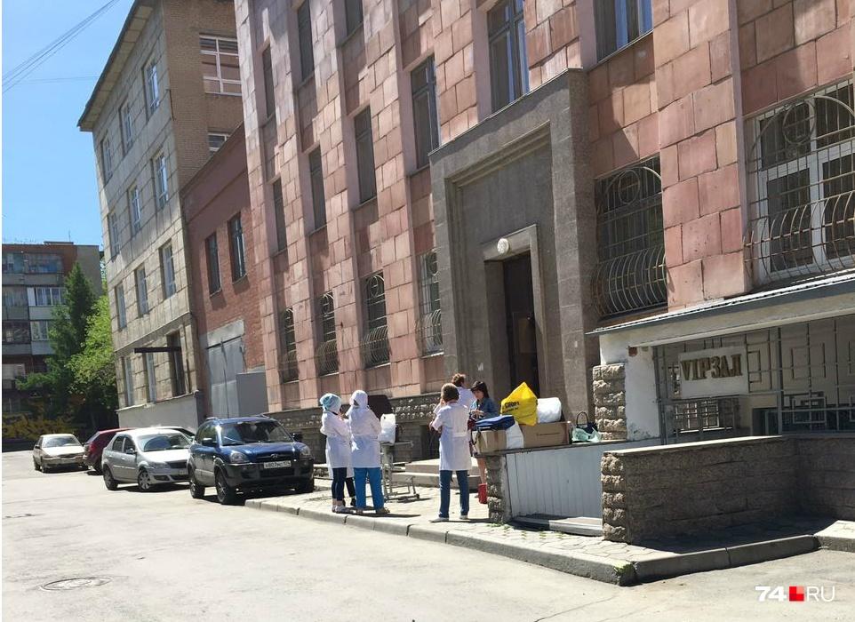 Диспансеризация в ЮУрГАУ проходит второй день подряд