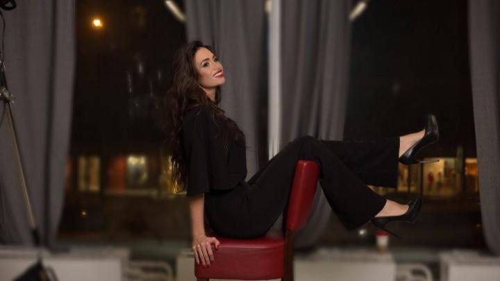 Новосибирская красавица вышла в финал конкурса «Мисс Офис» с призом в миллион рублей