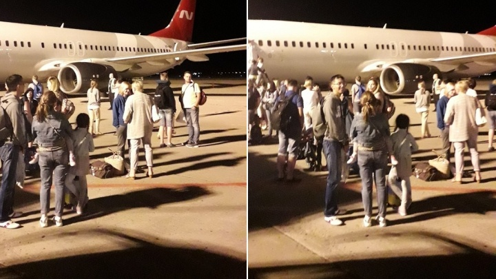 Рейс из Омска вгреческий городИраклион совершил аварийную посадку в Краснодаре