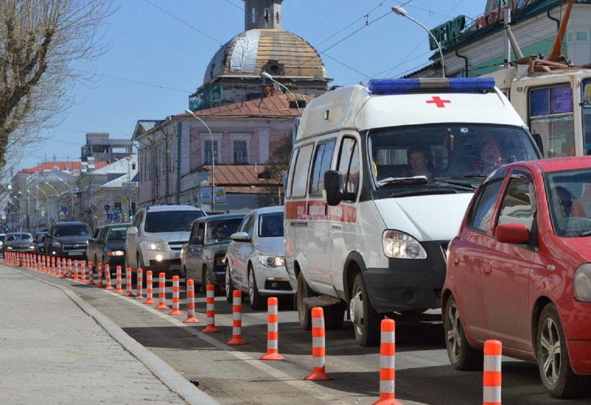 В Перми и Краснокамске 6 ноября пробки могут оказаться больше, чем обычно