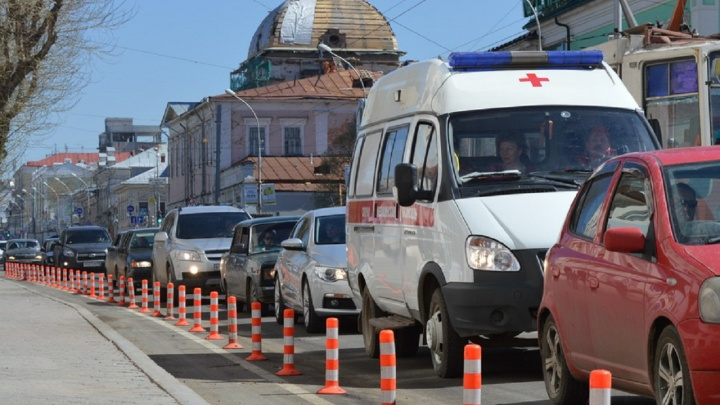 ФСБ предупредила о пробках на дорогах из-за учений в Перми и Краснокамске