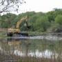 «Спиливаем деревья и убираем мусор»: в Челябинске начали подготовку к очистке реки Миасс