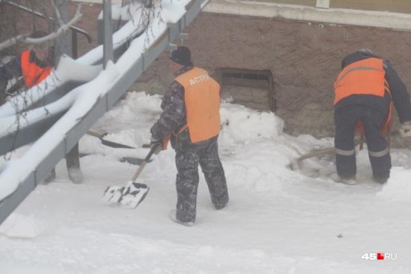 Госжилинспекция Зауралья теперь сможет проверять уборку курганских дворов без участия управкомпаний