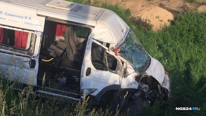«Ему говорили — не гони»: пассажирка разбившегося на трассе автобуса в Шарыпово рассказала про ДТП
