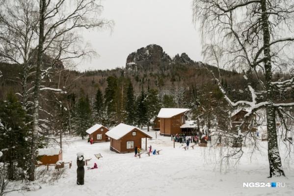 Регистрация миллионного посетителя на «Столбах» совпала с присвоением территории статуса национального парка