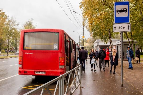 Так как ярославские маршрутки стали дешевле муниципального транспорта, в них прибавилось пассажиров