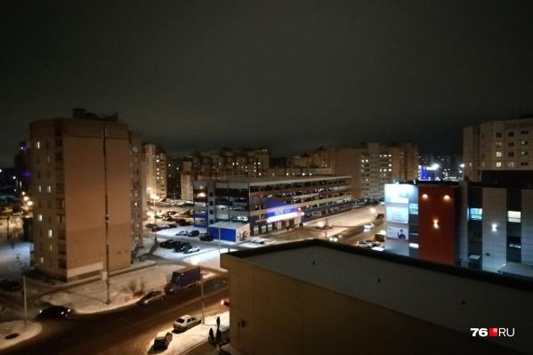 В Ярославле власти пообещали людям решить проблемы с уличным освещением