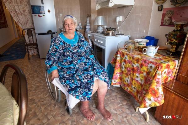 Вера Фалалеева уверяет, что мошенница лишила ее квартиры
