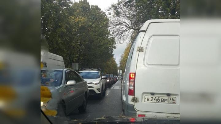 Эксперимент на водителях: власти нашли виноватых в гигантских пробках, парализовавших Ярославль