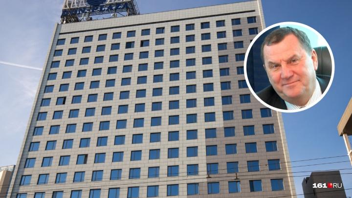 Бизнесмена Игоря Горина в Ростове признали банкротом