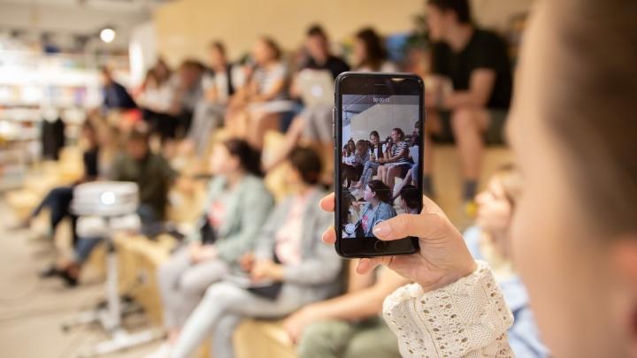 Марина Март в Ростове: Tele2 организует лекции известных блогеров