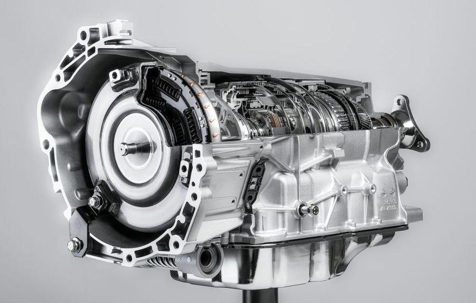 Шестиступенчатый автоматPunch Powerglide 6L50 имеет демпфер крутильных колебаний, чтобы исключить вибрации