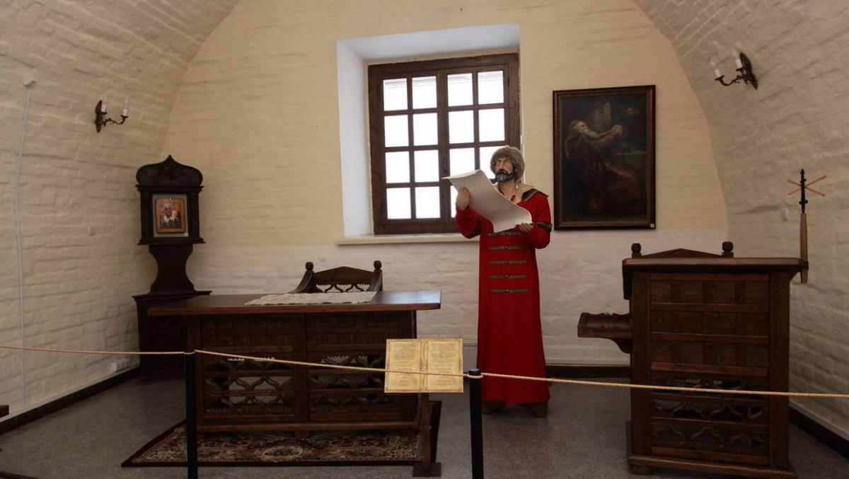 Музей наместника — здесь можно узнать, кого отправляли править Сибирью и как у них это получалось