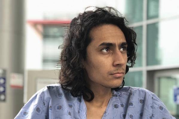 Сейчас Марсель находится на лечении в клинике в Тель-Авиве