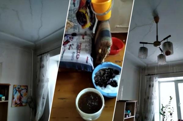 Спустя две недели после потопа, семье Владислава удалось получить компенсацию за пострадавшую мебель в детской