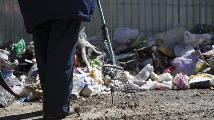 «Мусор не выбрасывать и не жечь»: чиновники напомнили челябинцам правила уборки города
