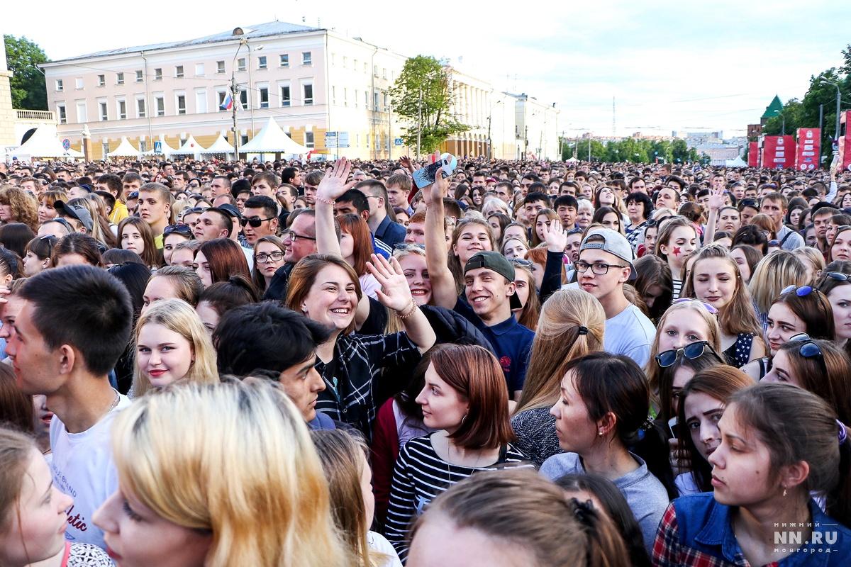 день города в россии сегодня что