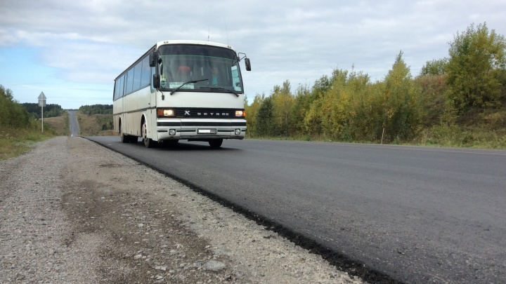 Без ям и колдобин: дорогу от Полазны до Чусового выровняют и укрепят