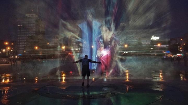 Власти пообещали сгладить углы элементов пермского фонтана, в котором травмировались дети