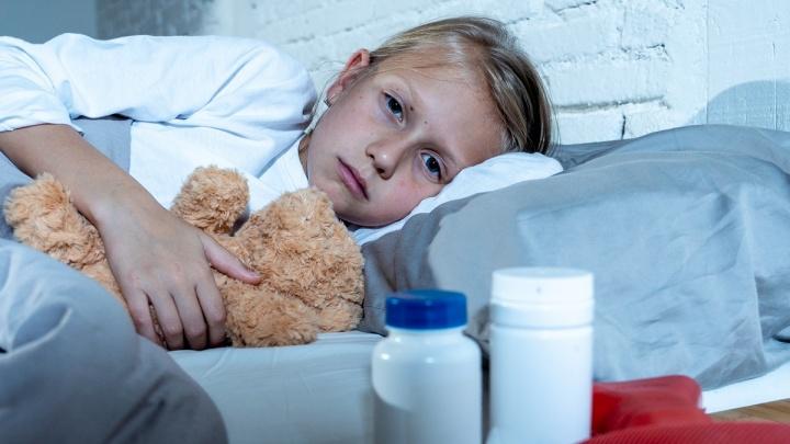 Пятеро на весь город: в Магнитке поддержали детей с редким генетическим недугом — муковисцидозом