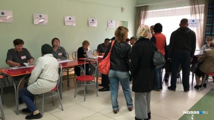 Кто кого «жахнул»: в Омске подвели предварительные итоги выборов