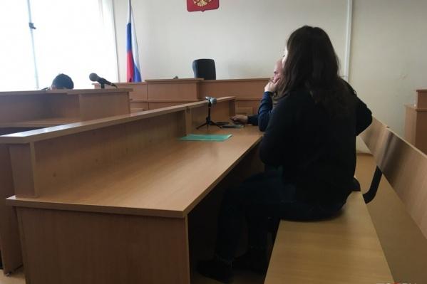 Подсудимая Альвина Хабибуллина свою вину признала. Она пояснила в суде, что не справилась с управлением