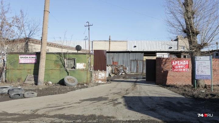 «Была потасовка, стрельба»: возле челябинского предприятия мужчину проткнули вилами