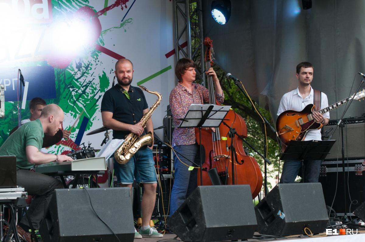 «Усадьба Jazz» уже не в первый раз проходит в Харитоновском парке