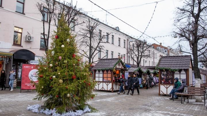 Безалкогольный Новый год: мэр Ярославля выпустил постановление о восьмидневном сухом законе